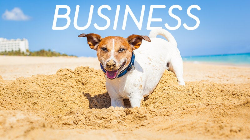 This Week In The Business: Digging Just The Right-Sized Hole