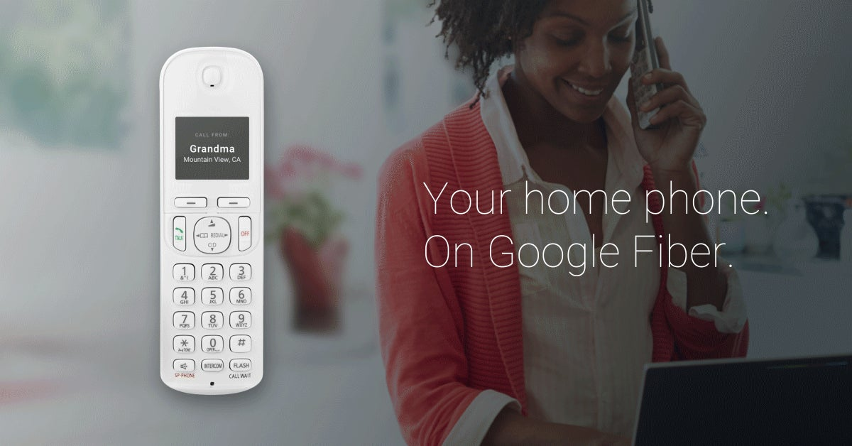 Google Wants to Make Landlines Relevant Again with Its New Fibre Phone