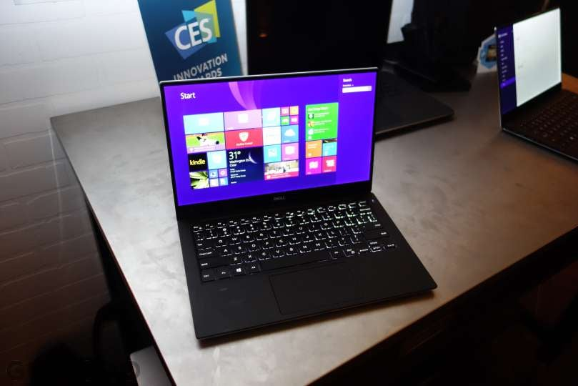 Dell's New XPS 13 Hands On: A Sleek, Slick, Rock Solid Laptop Dreamboat