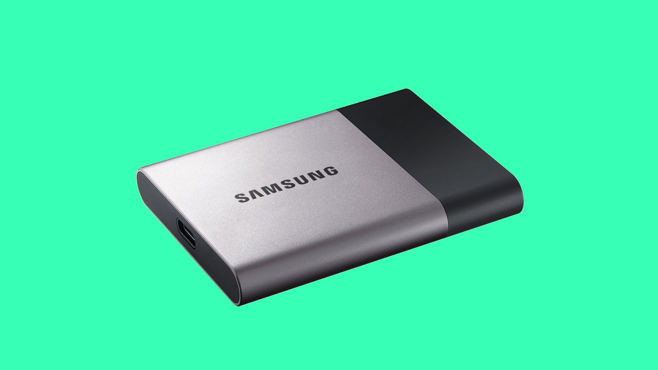 Samsung's Adorably Tiny SSD Now Wraps 2TB in a Tougher Metal Housing