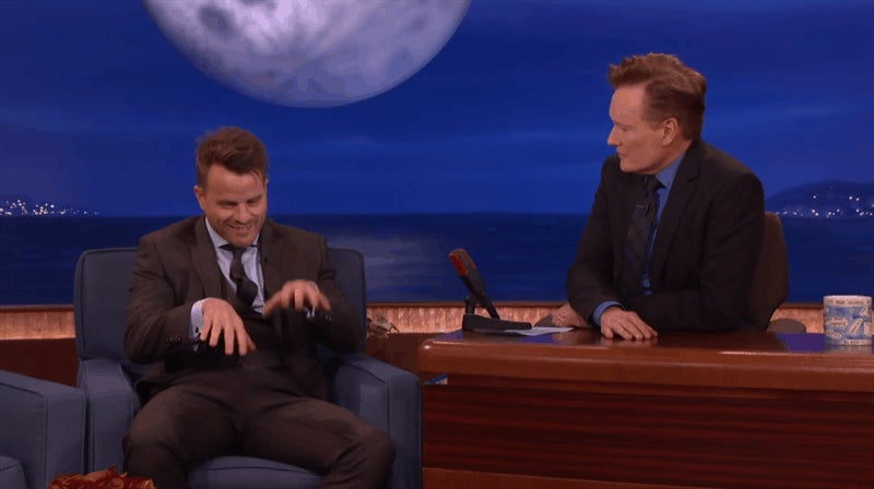 Warcraft Movie Actor Tells Conan O'Brien How World Of Warcraft Saved His Life