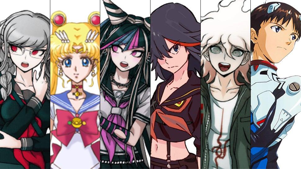 Danganronpa 3 Anime Characters : Danganronpa s japanese cast is an anime fan dream