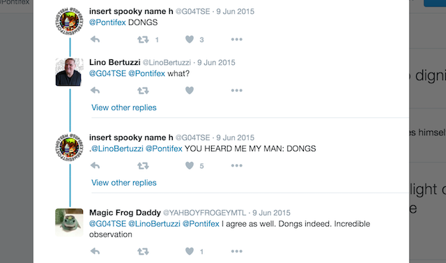 The Pope's Twitter Mentions Are a Living Hell