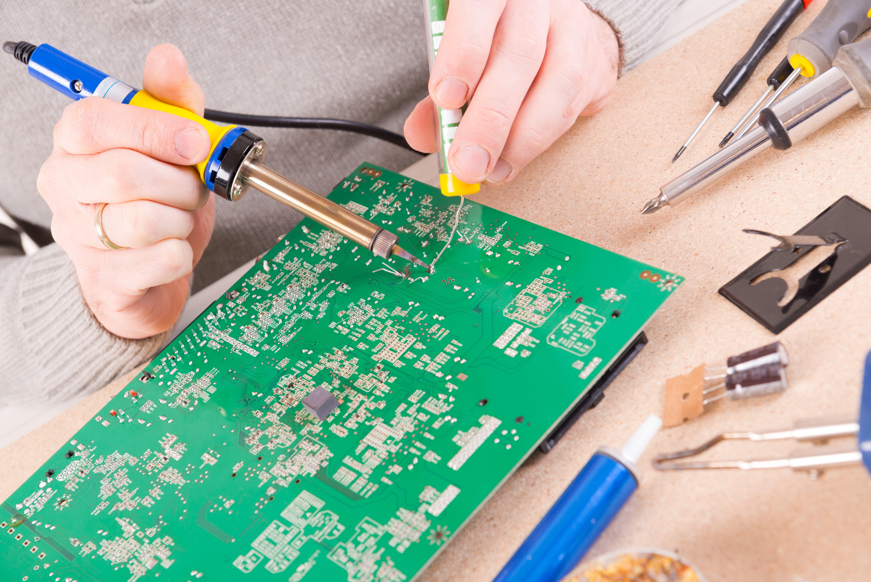 MesoGlue Hopes To Eliminate Electronics Soldering
