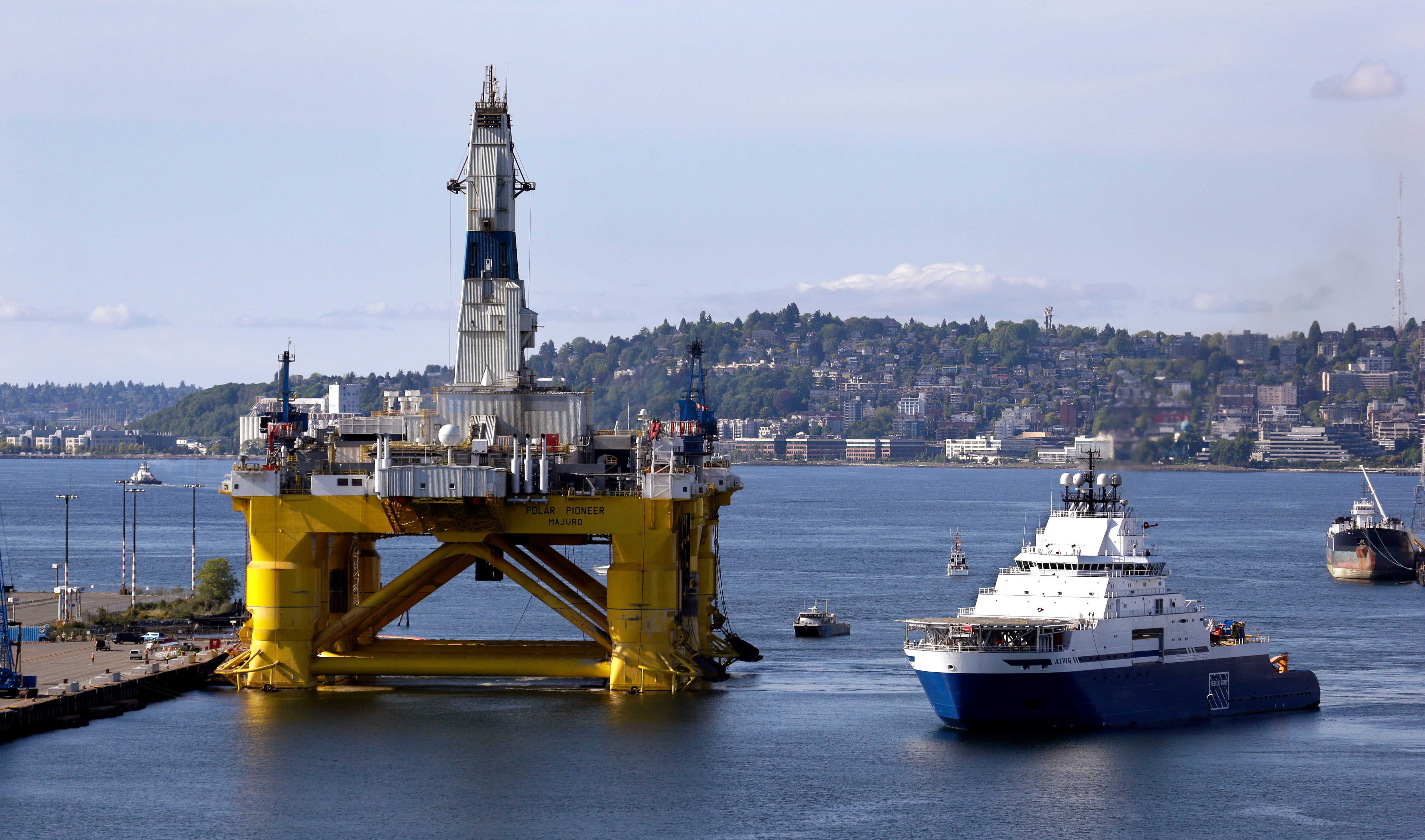 Obama Cracks Down on Offshore Oil Drilling