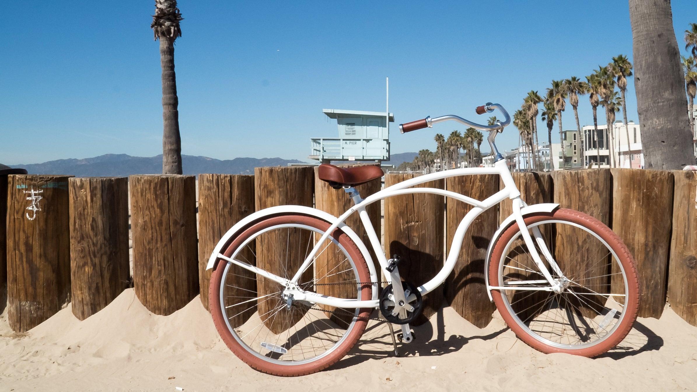 This Badass Beach Cruiser Fights Off Rust, Salt, and Sand