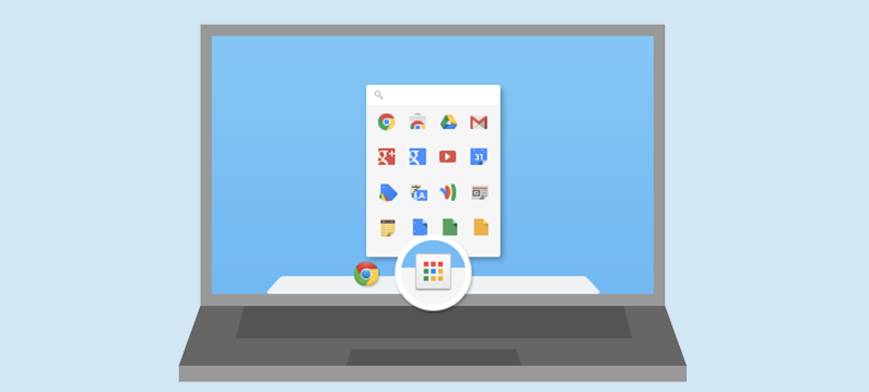 Google's Scrapping Chrome's App Launcher on Windows, Mac, and Linux