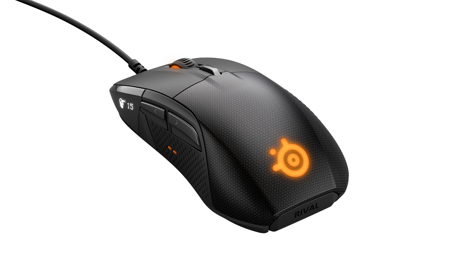 New 'Smart Gaming Mouse' Has A Tiny Screen On It For Some Reason