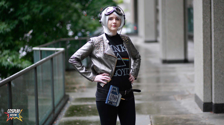 Meagan Sadler as Quicksilver from X-Men  Days of Future PastQuicksilver Days Of Future Past Cosplay