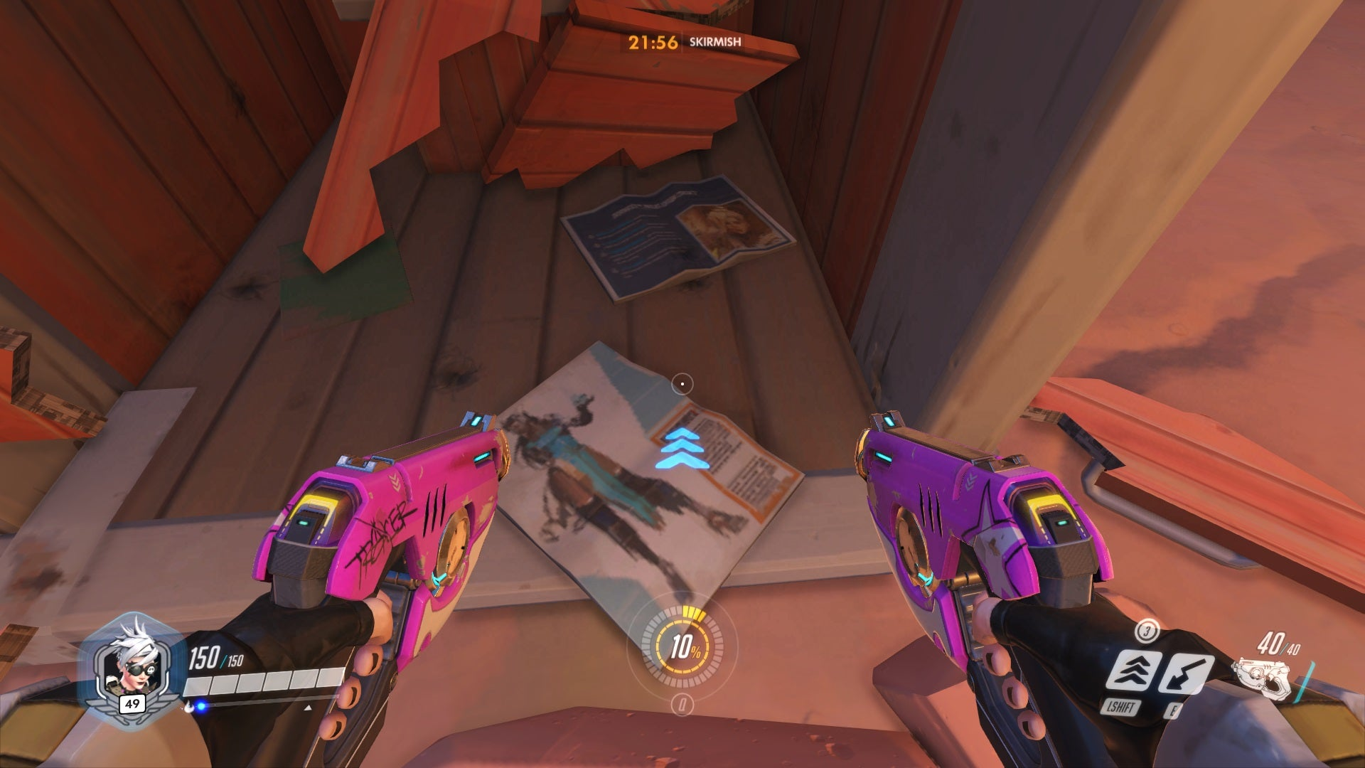 Blizzard Patches Masturbation Gag Out Of Overwatch