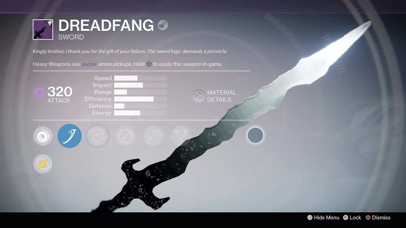 Destiny's Autumn Update Is Live And Full Of Cool Swords