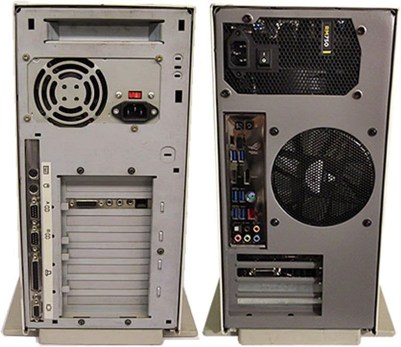 1995 PC Case, Reborn As A Killer Gaming Rig