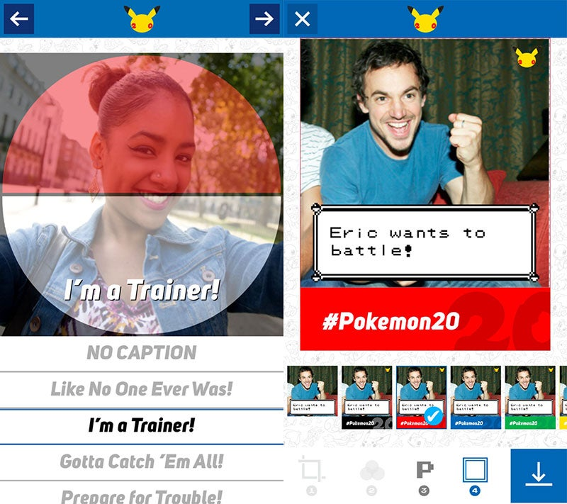 Pokémon Releases Official Photo App, Whatever Happens Next Is Their Own Fault