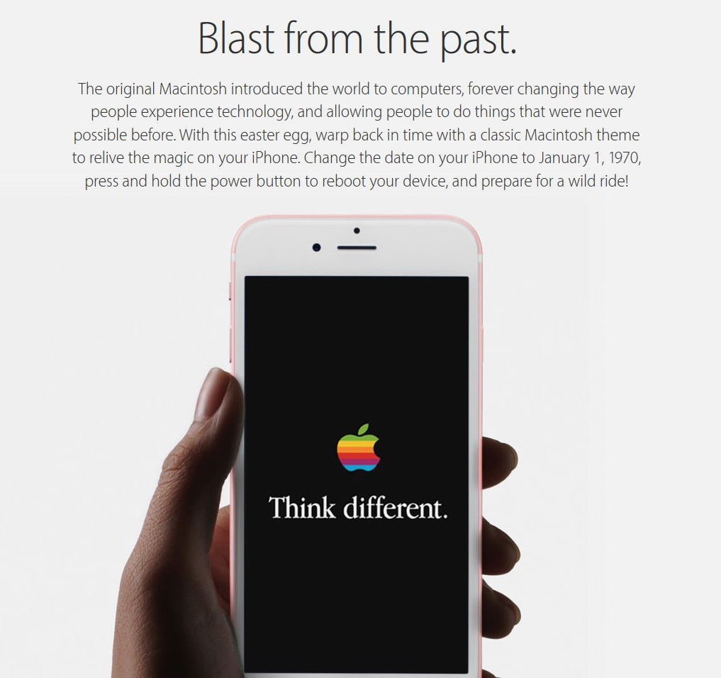 Whatever You Do, Don't Set Your iPhone To 1970 (Updated)