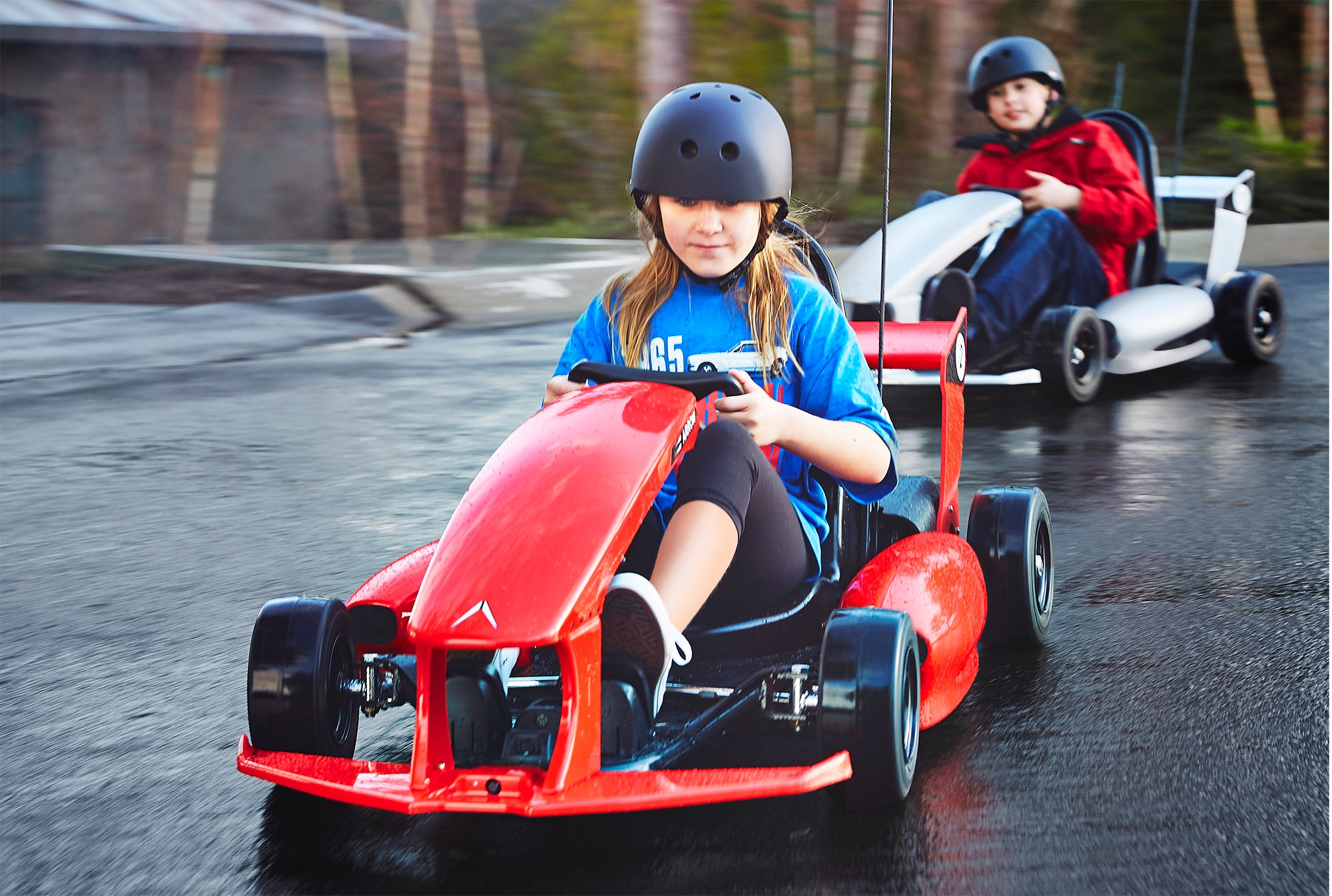 The Arrow Smart Electric Go-Kart Is a Tesla For Nine-Year-Olds
