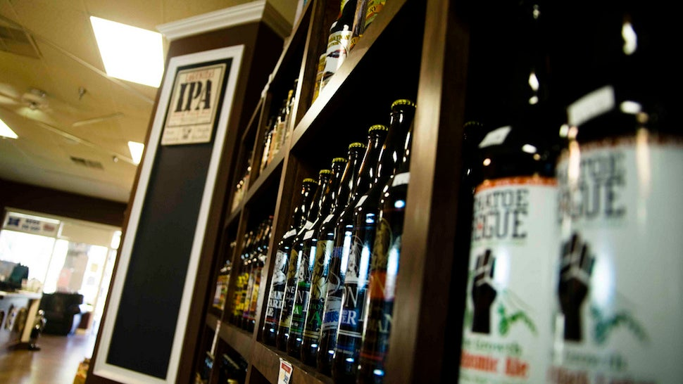 Why Buying Craft Beer in Big Bottles Probably Isn't a Good Idea Right Now