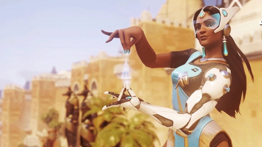 Here are Symmetra's new abilities and all her changes