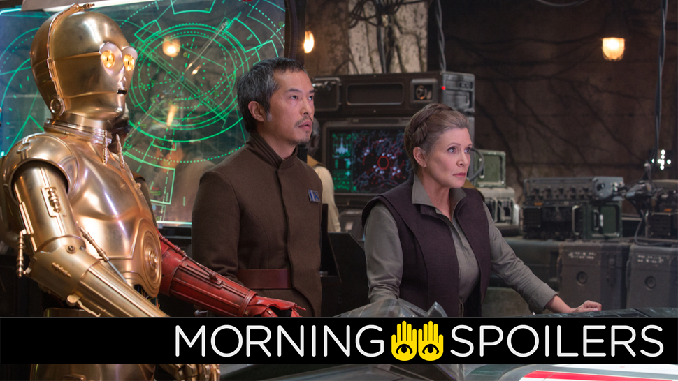 Some Fascinating New Hints About Laura Dern's Star Wars: Episode VIII Character