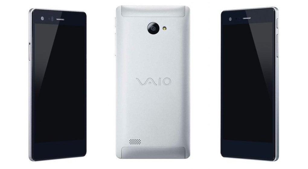 The VAIO Phone Biz Is a Sleek Windows Phone That Nobody Needs
