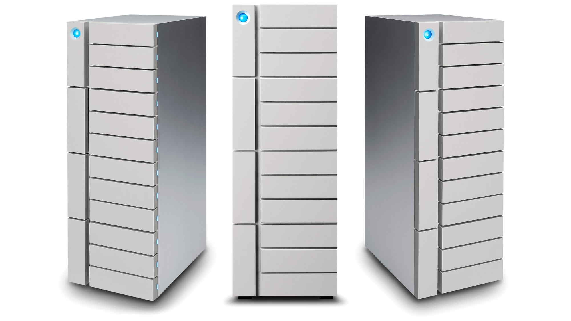 You Can Cram 96 TB Into LaCie's Absurd Hard Drive Tower