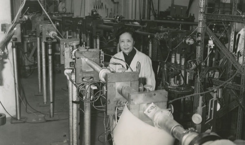 Madame Wu and the Holiday Experiment That Changed Physics Forever