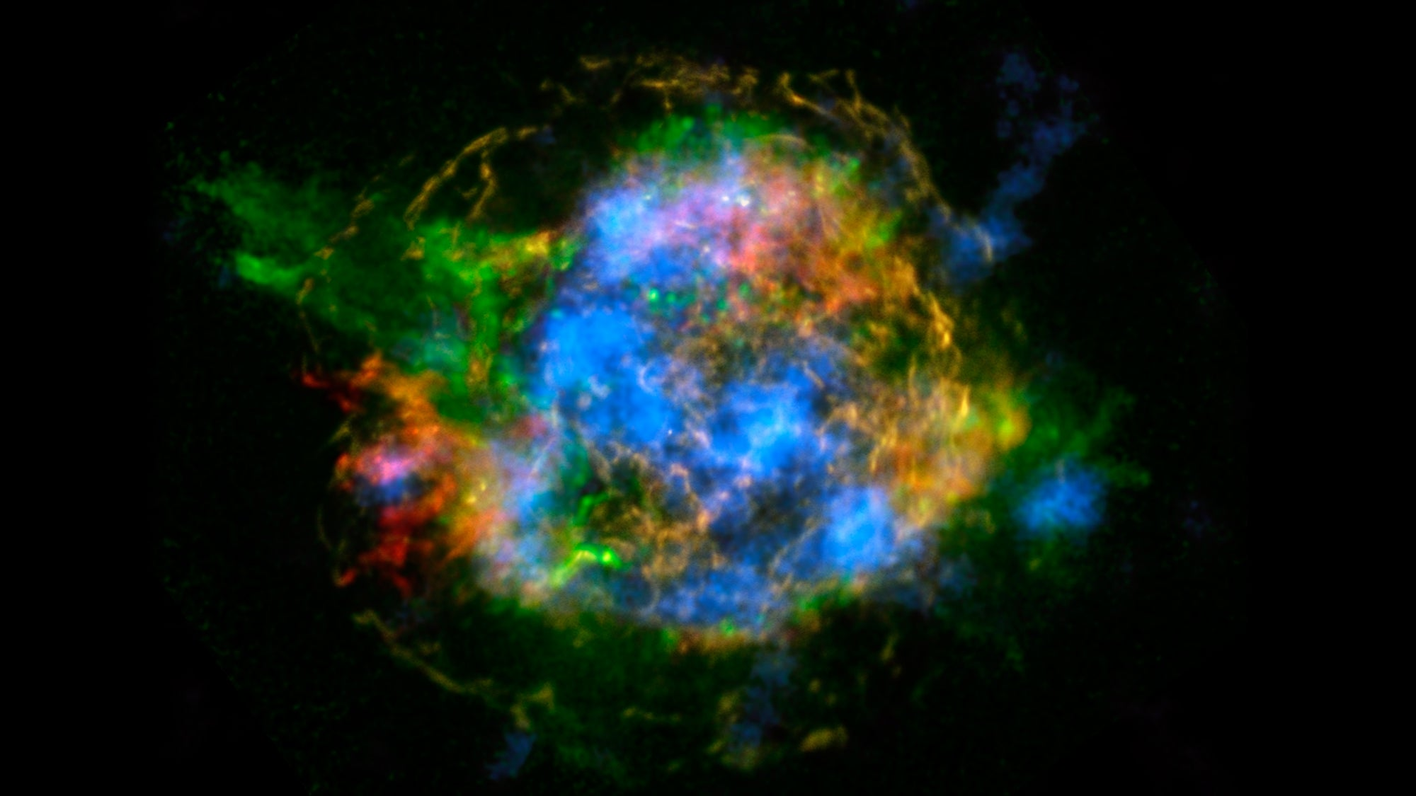 NASA reveals the mystery of how stars explode
