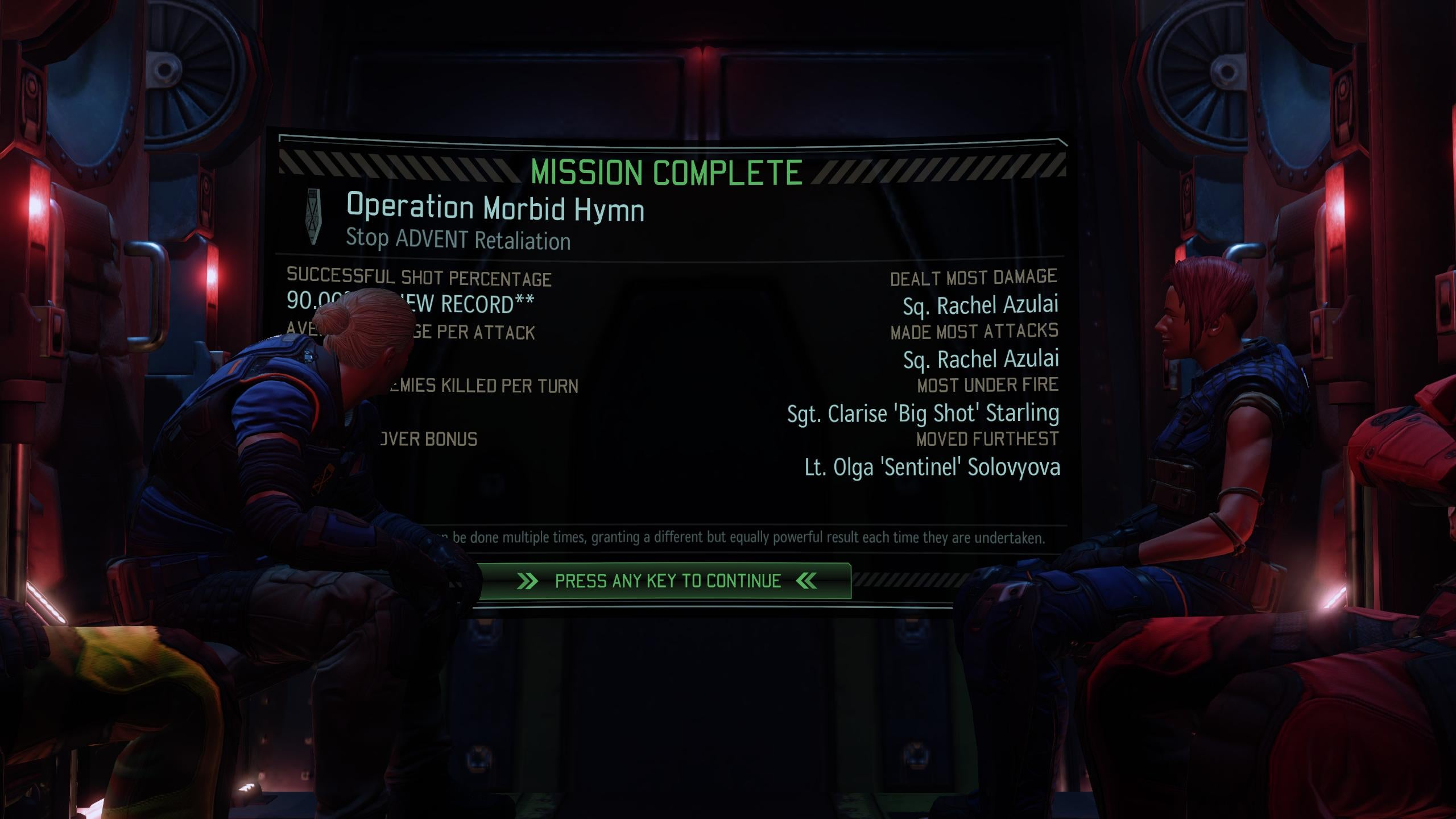 An Unlikely Fix For XCOM 2's Long-Arse Back To Base Load Times