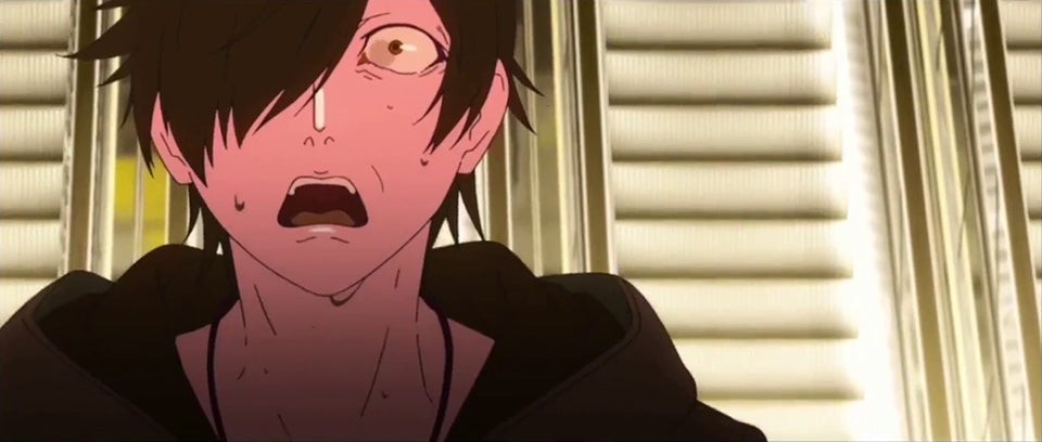 Kizumonogatari Isn't Your Average Vampire Tale