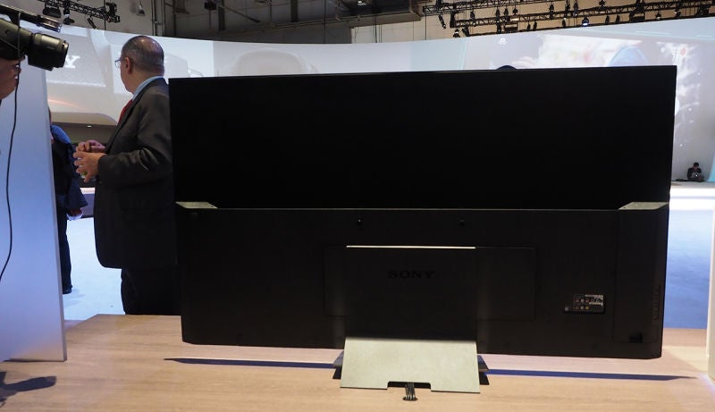 Who Cares What the Back of a TV Looks Like?