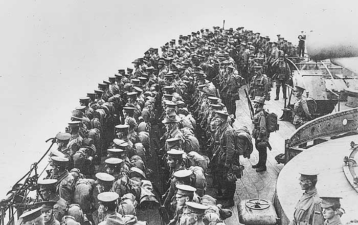 Gallipoli: How The Most Daring Plan Of WWI Turned Into A Military Disaster