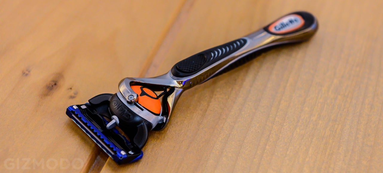 What It S Like To Shave With Gillette S Insane New Razor