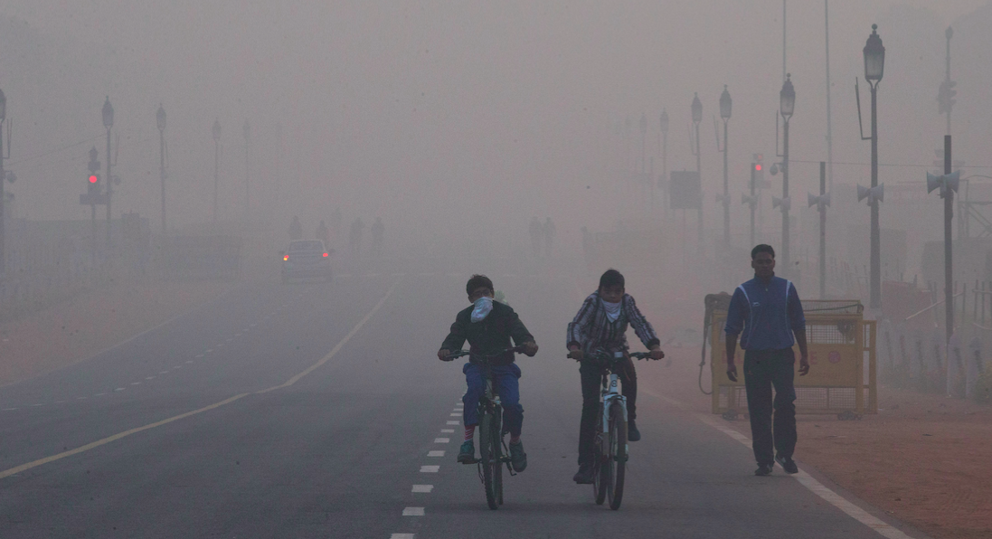 Air Pollution Kills 5.5 Million People Every Year Worldwide