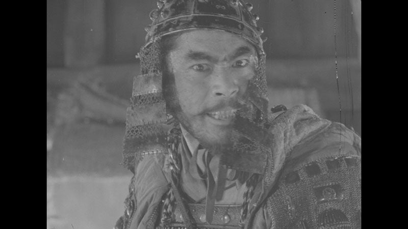 The Seven Samurai Looks Glorious in 4K