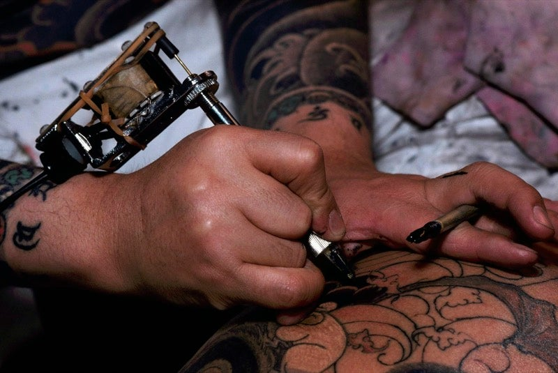 Japan's Problem with Tattoos