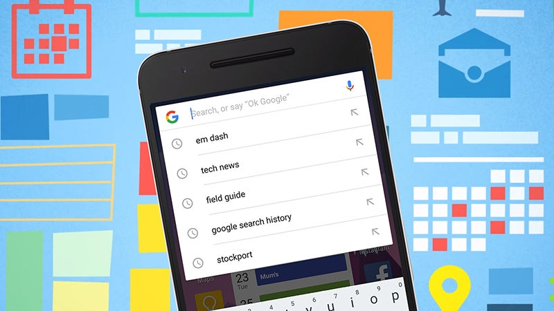 Remove Recent Google Searches on Your Mobile Device With This Hidden Trick