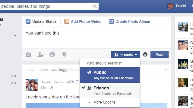 Stop Your Facebook Friends From Tagging You or Posting on Your Profile