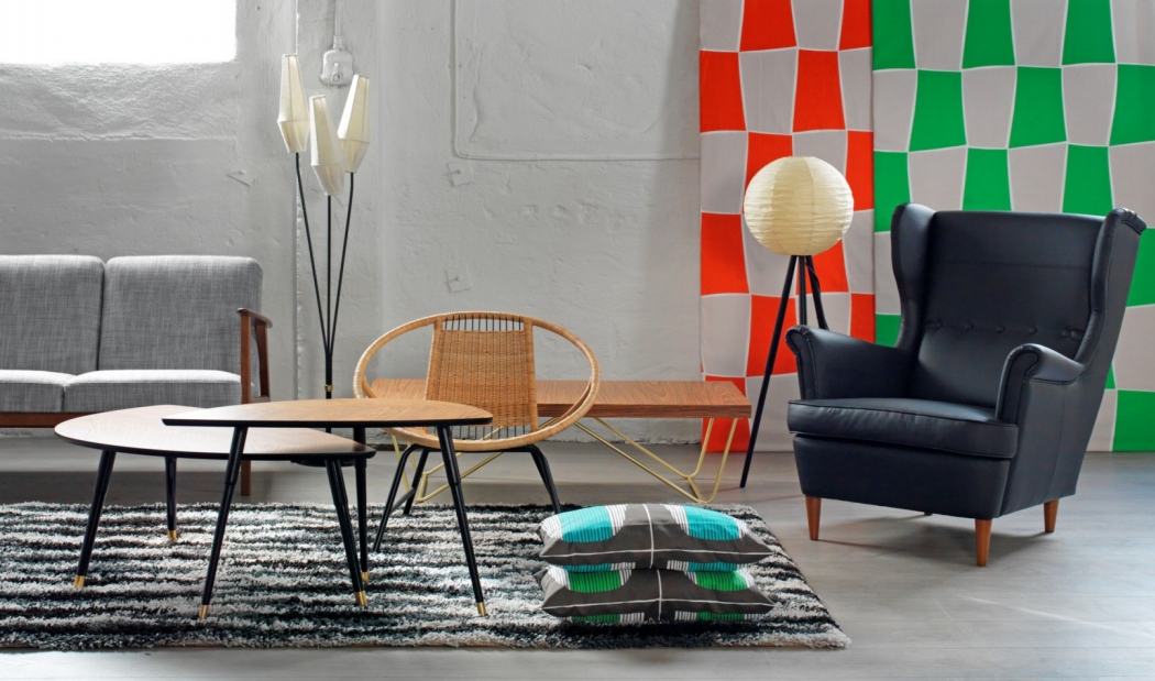 Ikea is reissuing amazing old designs from the 1950s and - Mobili vintage anni 60 ...