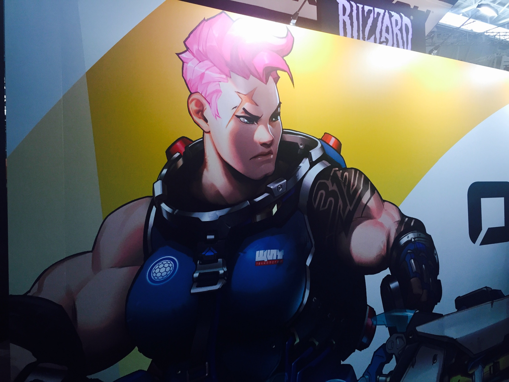 New Overwatch Character Shows Blizzard Really Is Listening