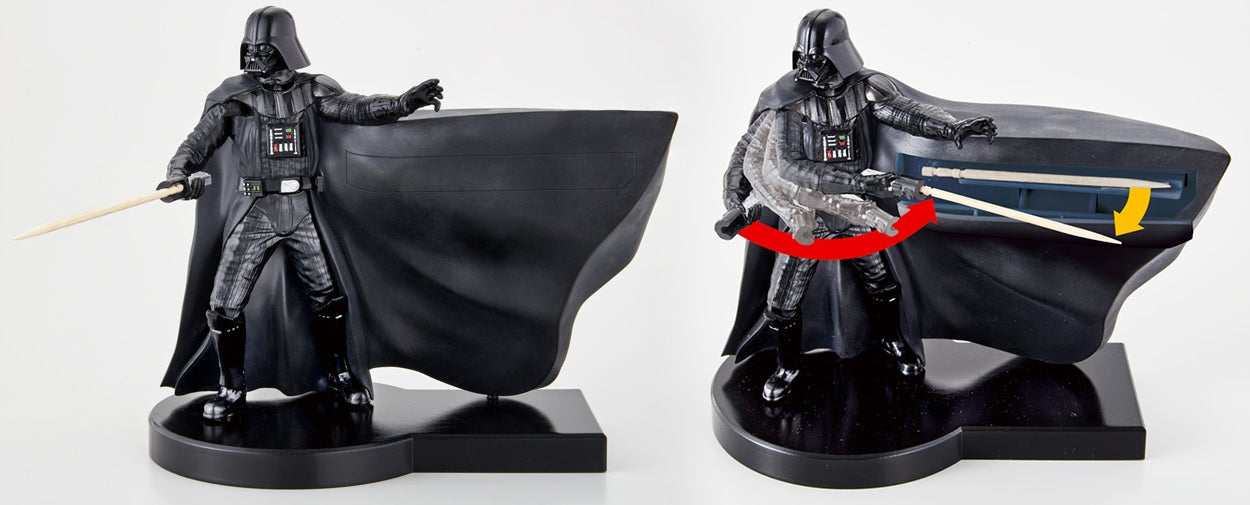 Every Star Wars Fan Is Going to Want This Stupid Darth Vader Toothpick Dispenser