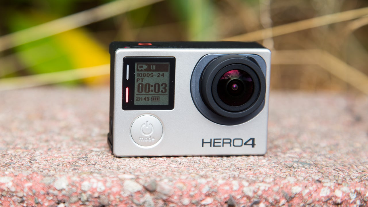 GoPro Hero4 Black and Silver Review: Still the Best Action Cams