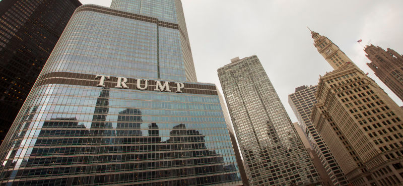 Donald Trump's Hotel Chain Is Investigating Claims That Hackers Stole Customers' Credit Card Data