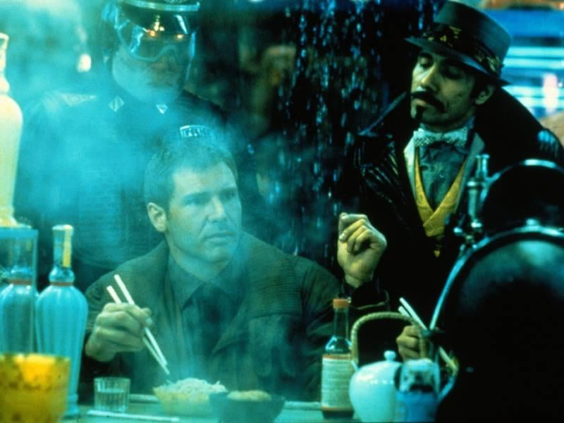How Blade Runner Teaches Bad Japanese Table Manners
