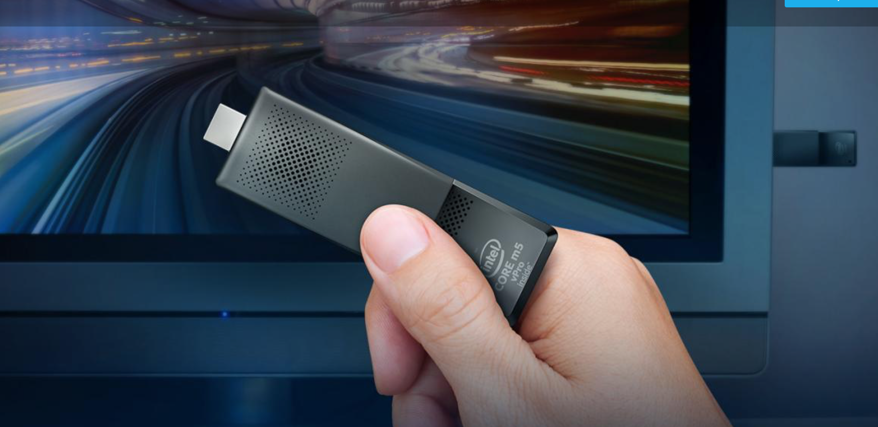 It Looks Like Intel Made a PC-on-a-Stick That Doesn't Suck