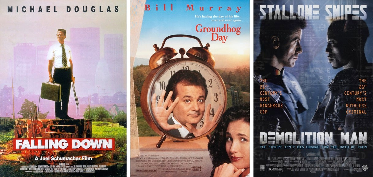 Here Is Every Single Movie Bill Clinton Watched In The White House