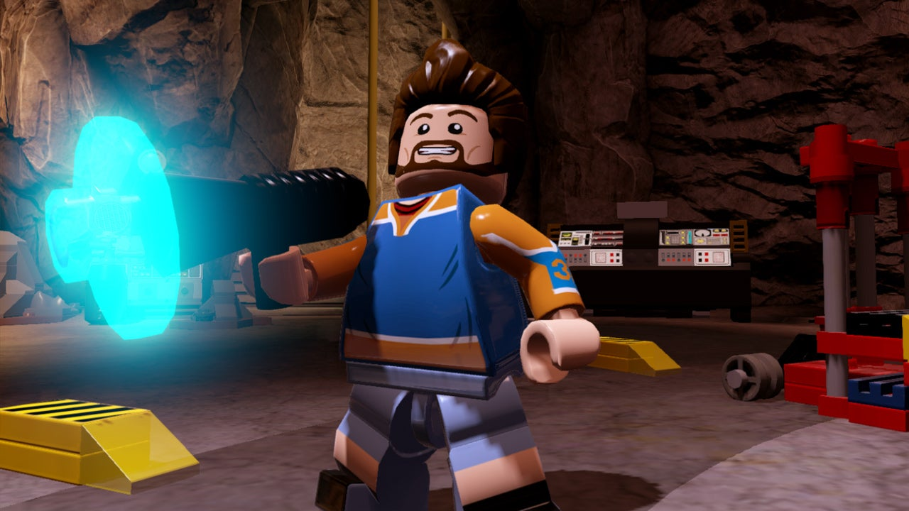 Who Is Kevin Smith Playing In LEGO Batman 3? Hint: It's Kevin Smith