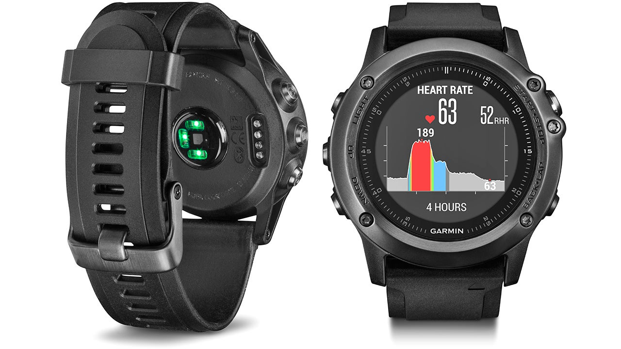 Goodbye Chest Straps, Garmin's Fenix 3 Multisport GPS Watch Gains a Heart Rate Monitor