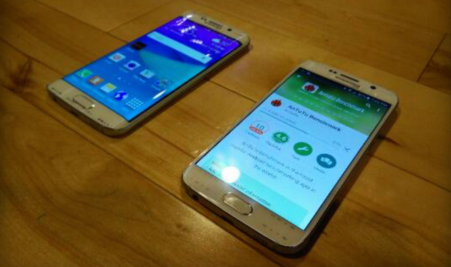 This Might Be Our Best Look Yet at the Samsung Galaxy Edge
