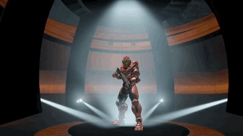 Fanmade Halo 5 Map Pays Homage To Metroid Prime