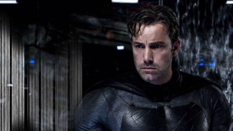 Rumour: Ben Affleck Rewrote the BvS Script in His Batman Costume