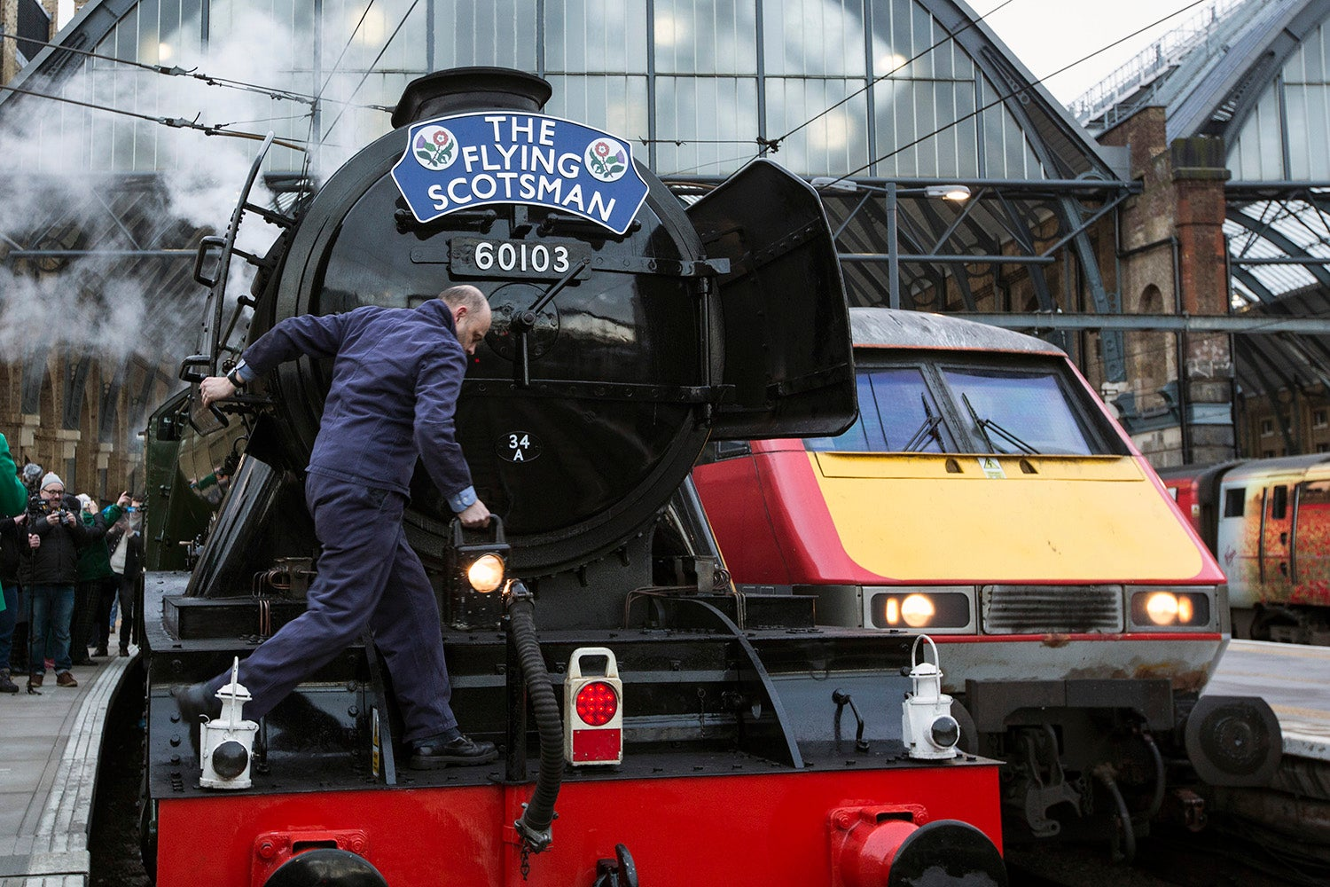 After Years of Turmoil, a Legendary Steam Engine Rolls Again